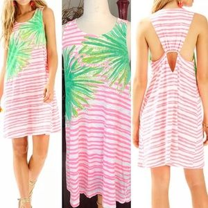 Lilly Pulitzer Whitney Coverup Coral Reef  XS